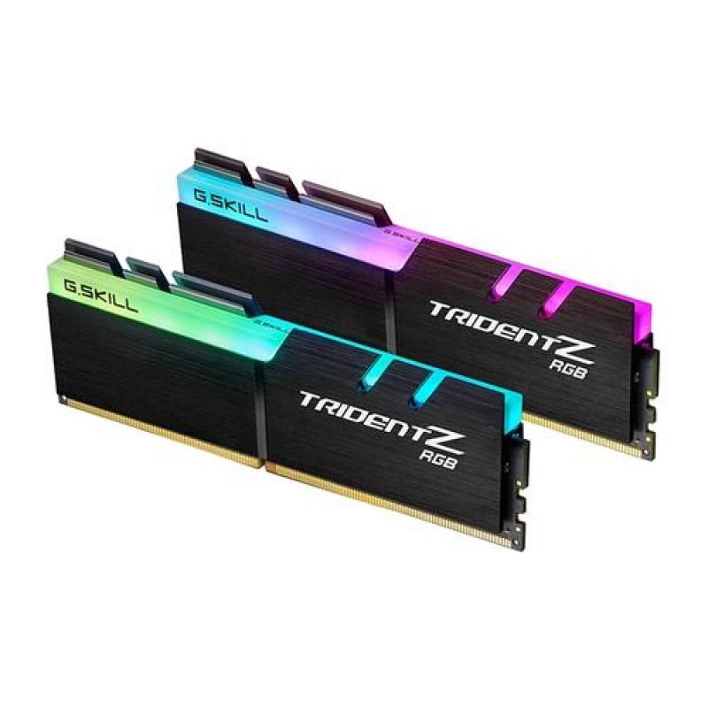 G.Skill Trident Z RGB 16GB DDR4 memory module 3200 MHz Black