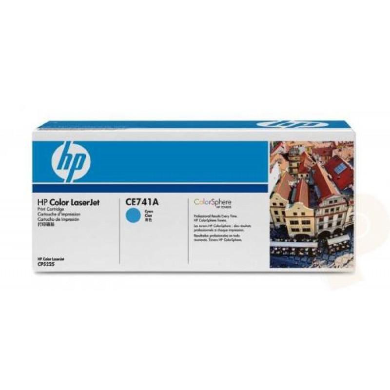 HP 307A Original Cyan 1 pc(s) Yes