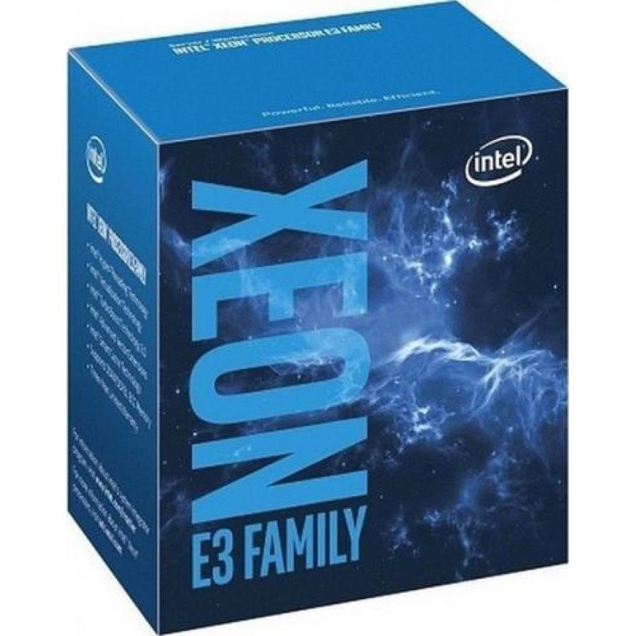 Intel Xeon E3-1225V6 processor 3.3 GHz Box 8 MB Smart Cache