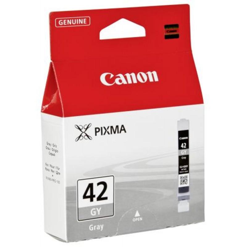 Canon CLI-42 GY Original Grey 1 pc(s) No