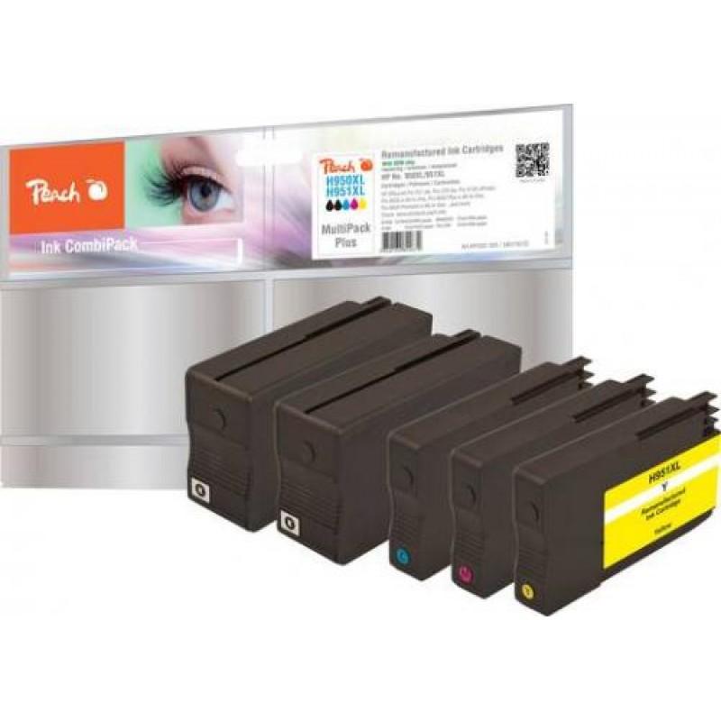 Peach 319232 ink cartridge Black,Cyan,Magenta,Yellow Multipack 5 pc(s)