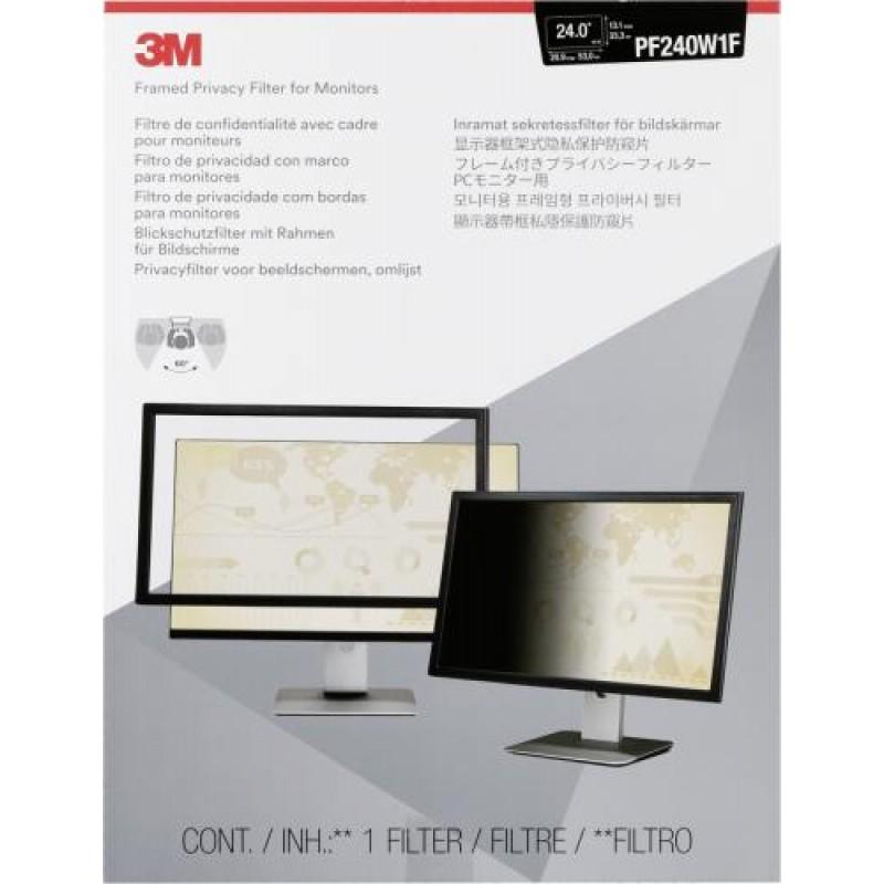 3M PF240W1F  Privacy Filter Frame 6061cm 23624   1610