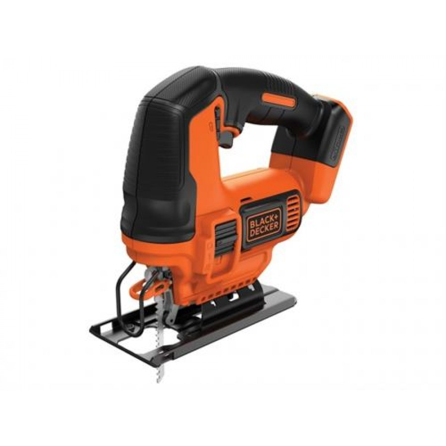 Black & Decker BDCJS18N power jigsaw Black,Orange