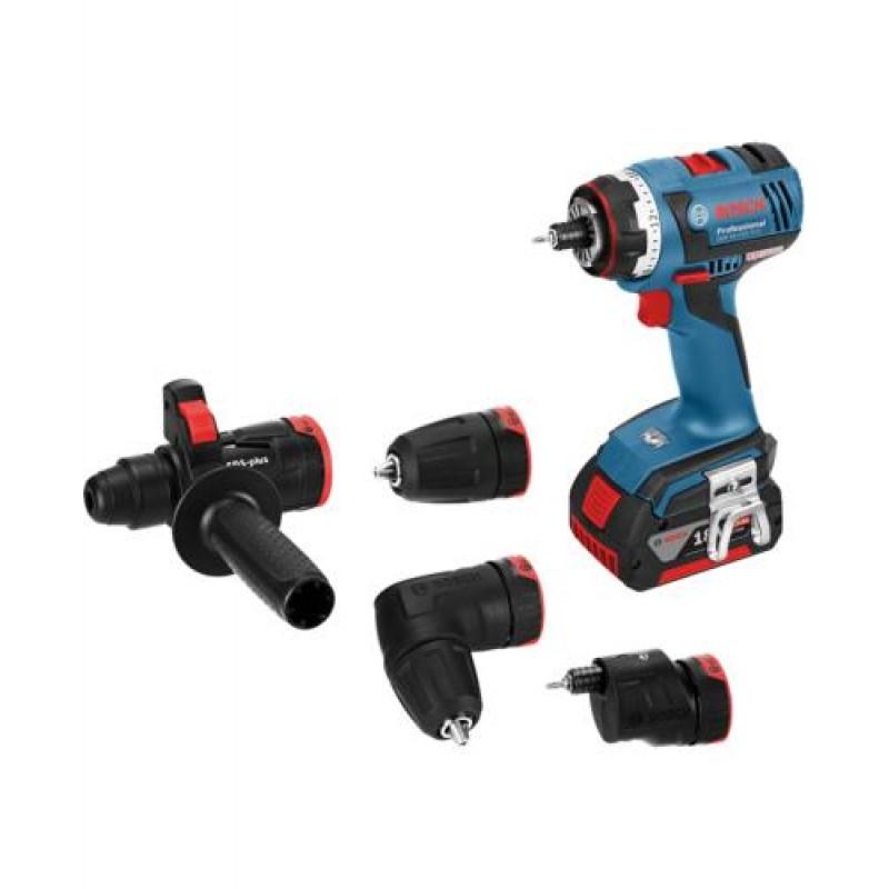 Bosch GSR 18 V-EC FC2 Professional Black,Blue 1.7 kg