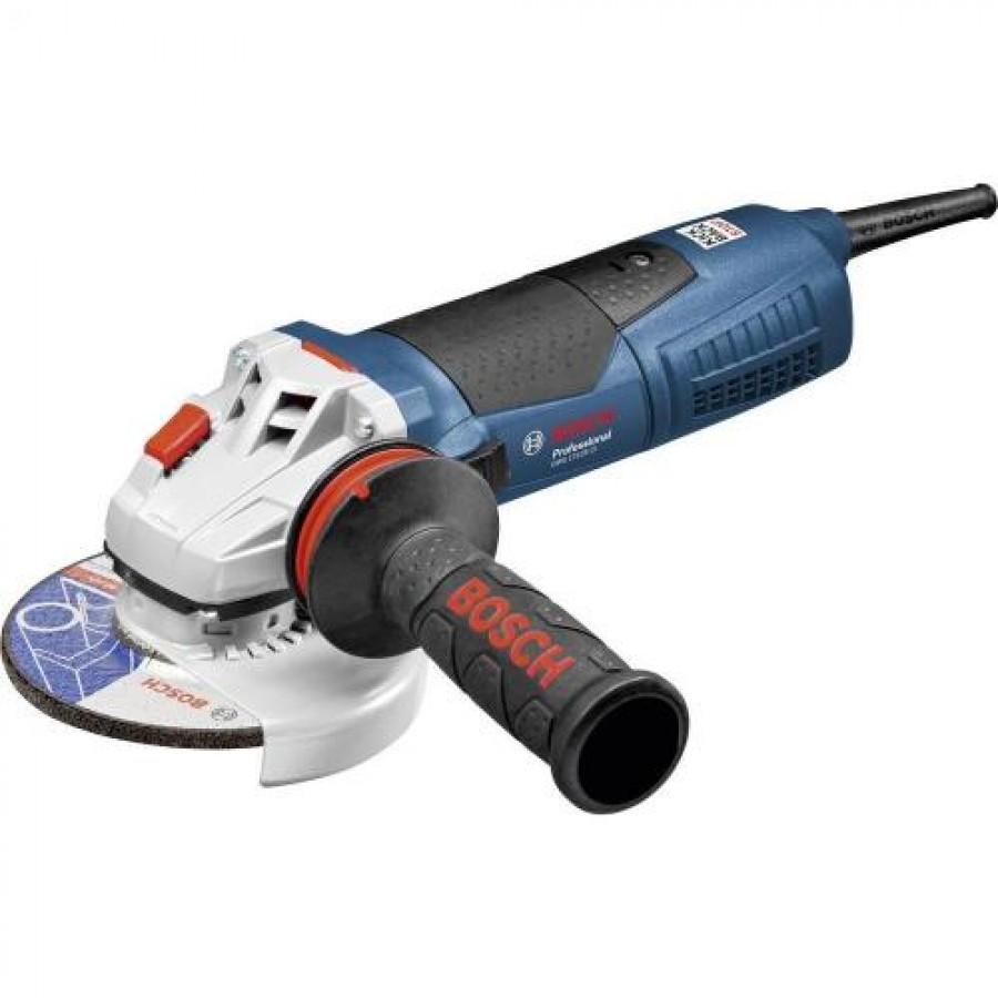 Bosch GWS 17-125 CI angle grinder 11500 RPM 1700 W 12.5 cm 2.4 kg Black,Blue