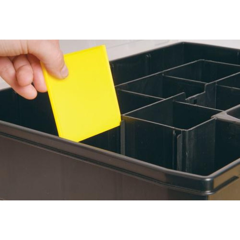 Stanley Sort Master Organizer Black,Yellow
