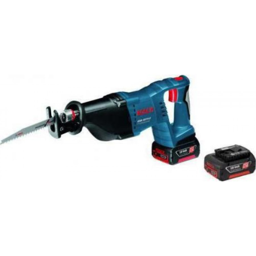 Bosch 0 601 64J 007 sabre saw 2.8 cm Black,Blue