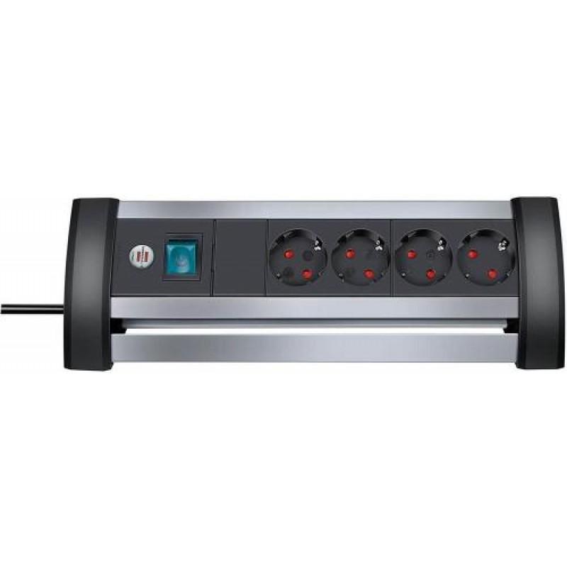 Brennenstuhl BN-TCD1111 Aluminium,Black