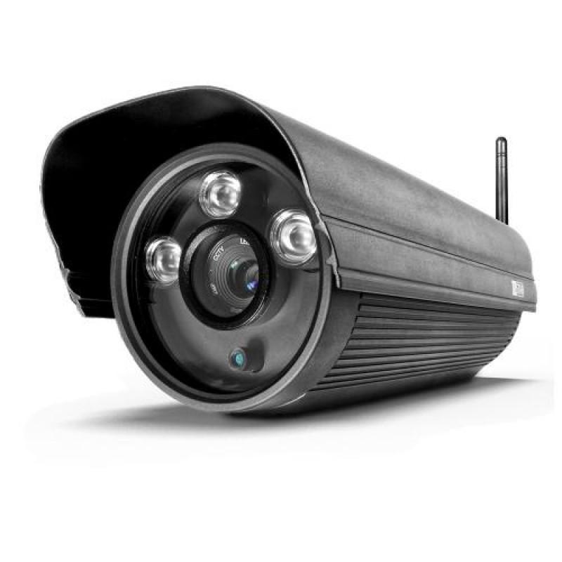 Instar IN-5907HD IP security camera Outdoor Bullet Wall 1280 x 720 pixels Silver