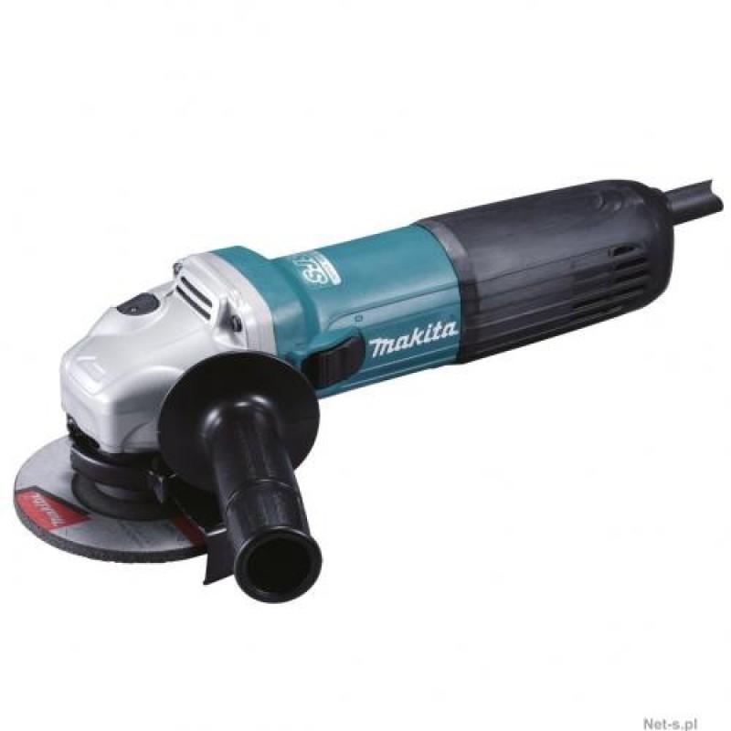 Makita GA9050R angle grinder 6600 RPM 2000 W 23 cm 4.8 kg Black,Cyan,Silver