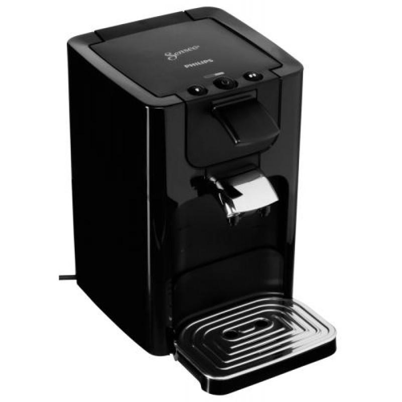 Senseo Quadrante HD7865/60 coffee maker Freestanding Pod coffee machine Black 1.2 L 8 cups