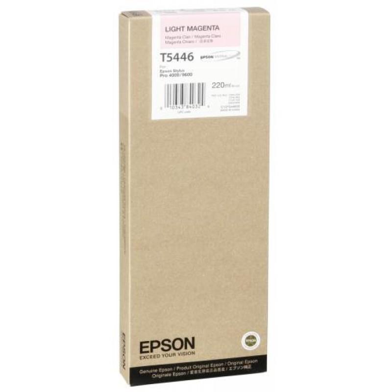 Epson Singlepack Light Magenta T544600 220 ml Yes