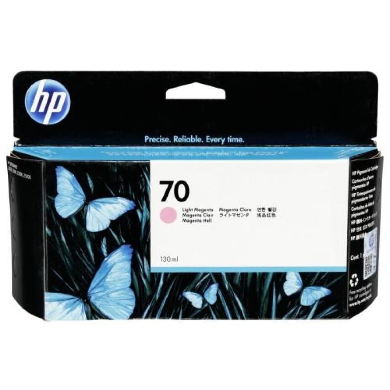 HP 70 Original Light magenta 1 pc(s) Yes