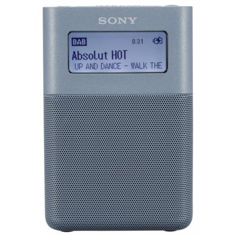 Sony XDR-V20D radio Portable Digital Blue