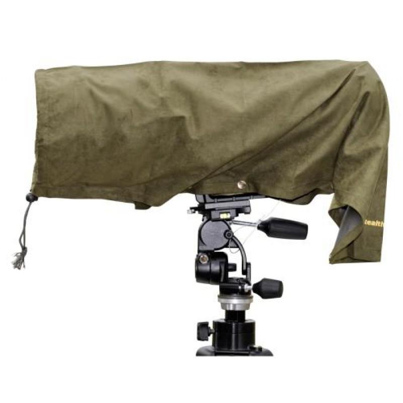 Stealth Gear SGRC50 camera raincover DSLR camera Polyester Brown