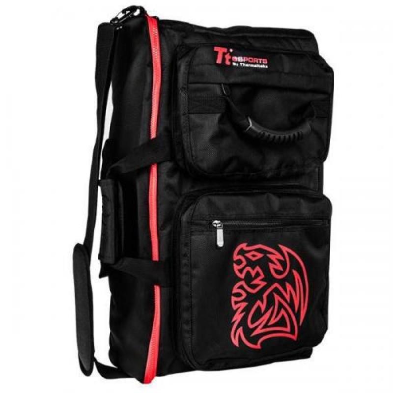 Thermaltake Battle Dragon 2015 Edition backpack Nylon,Polyester Black,Red