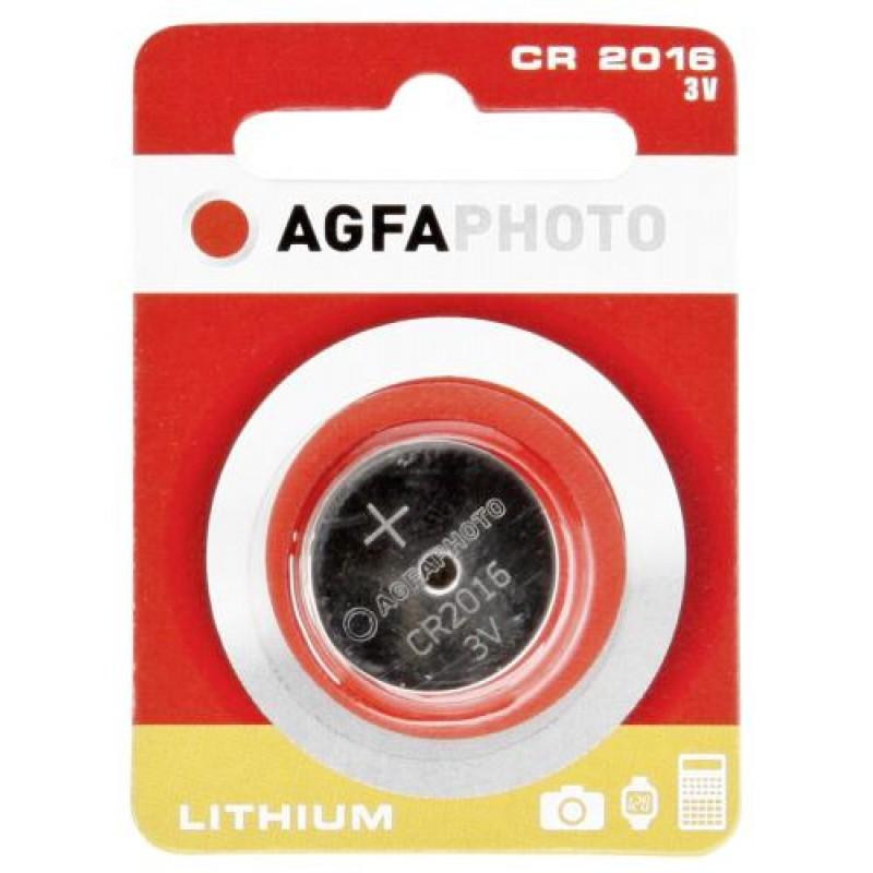 AgfaPhoto CR2016 Single-use battery Lithium