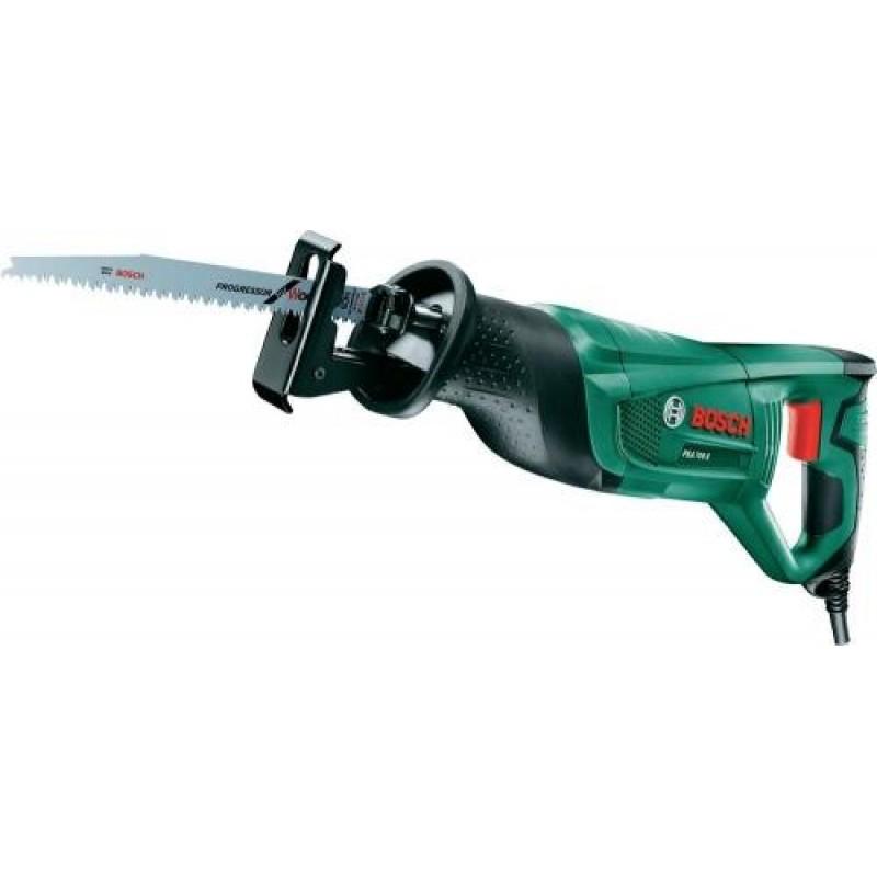 Bosch PSA 700 E sabre saw 2 cm Black,Green 710 W