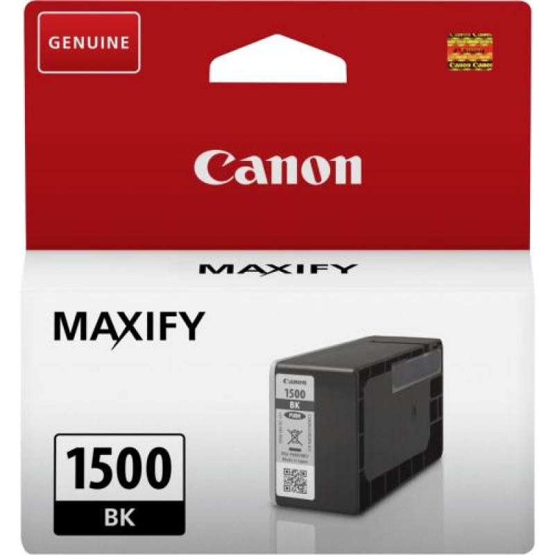 Canon PGI-1500BK Original Black