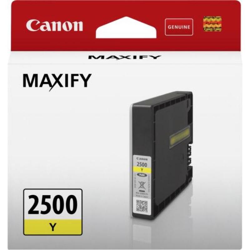 Canon PGI-2500Y Original Yellow