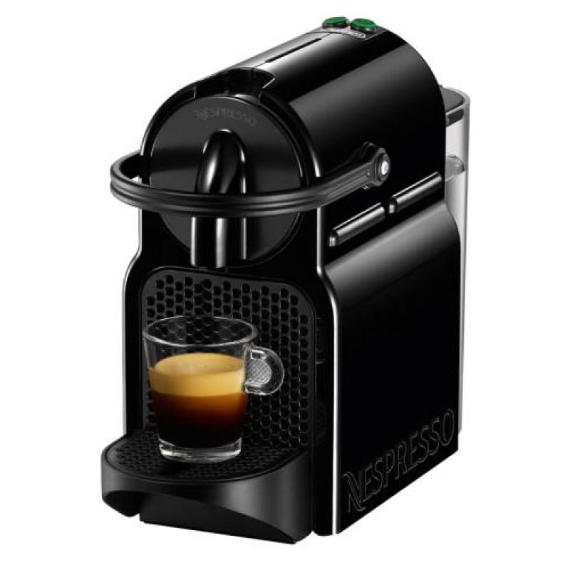 DeLonghi INISSIA EN 80.B Freestanding Pod coffee machine 0.8 L Semi-auto Black