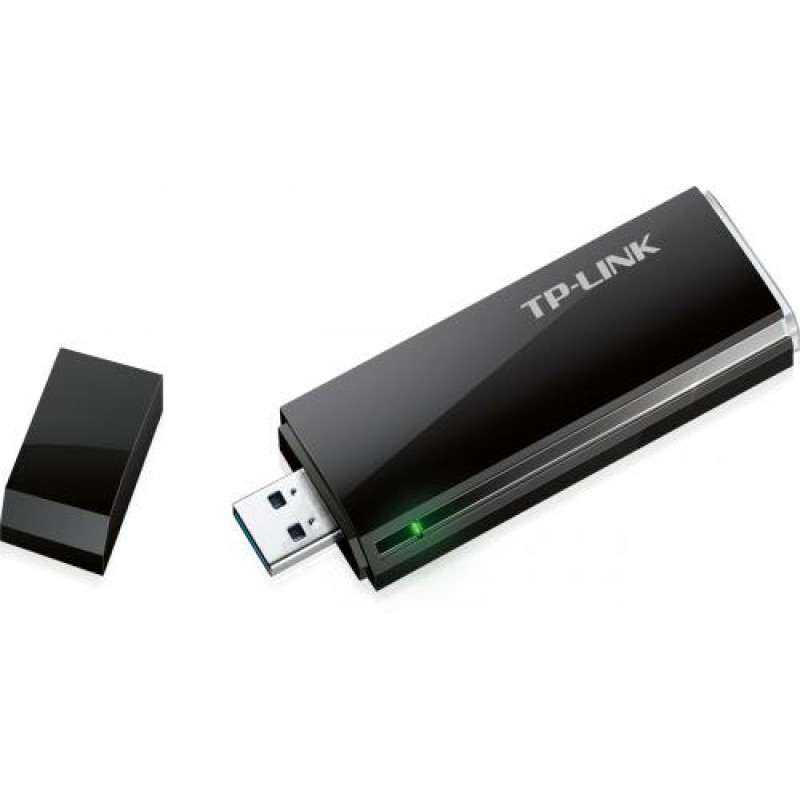 TP-LINK ARCHER T4U networking card WLAN 1200 Mbit/s Black