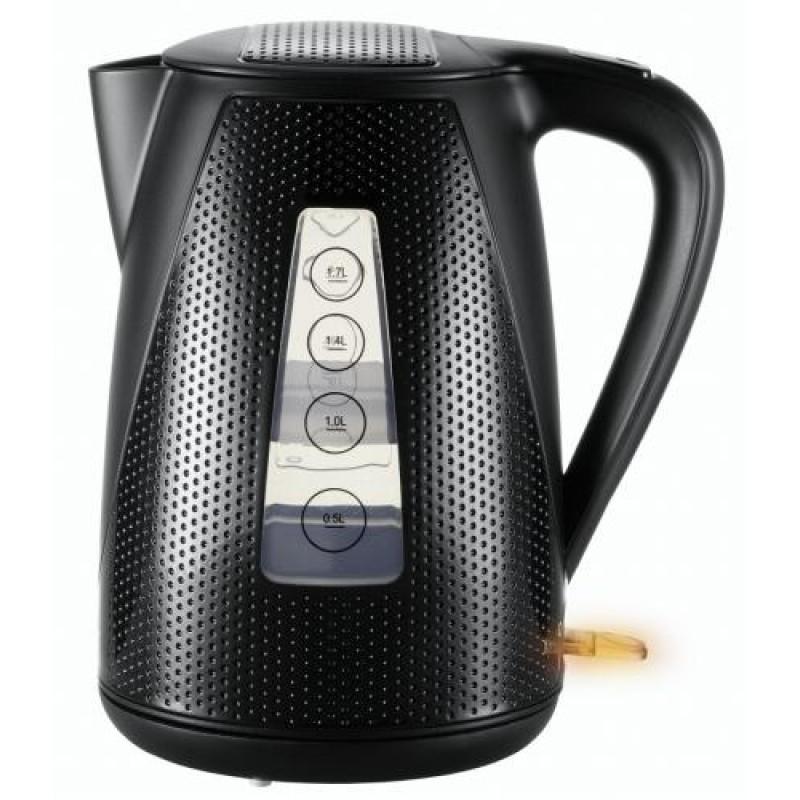 Unold 18555 electric kettle 1.7 L Black 2150 W