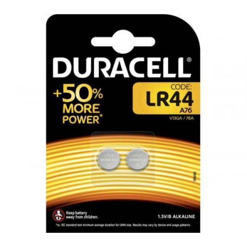 Duracell LR44 Batterie
