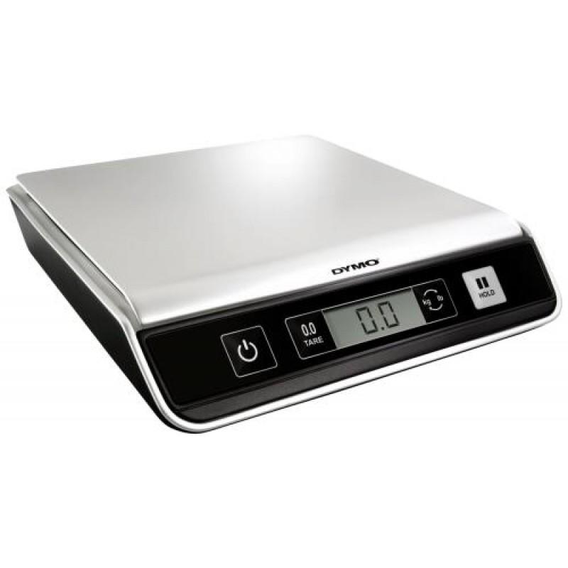 DYMO M10 Electronic postal scale Black,Silver