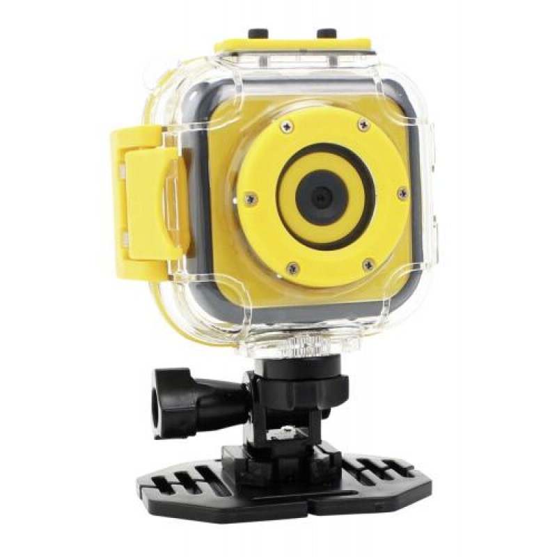 Easypix Panox Champion action sports camera HD Yellow