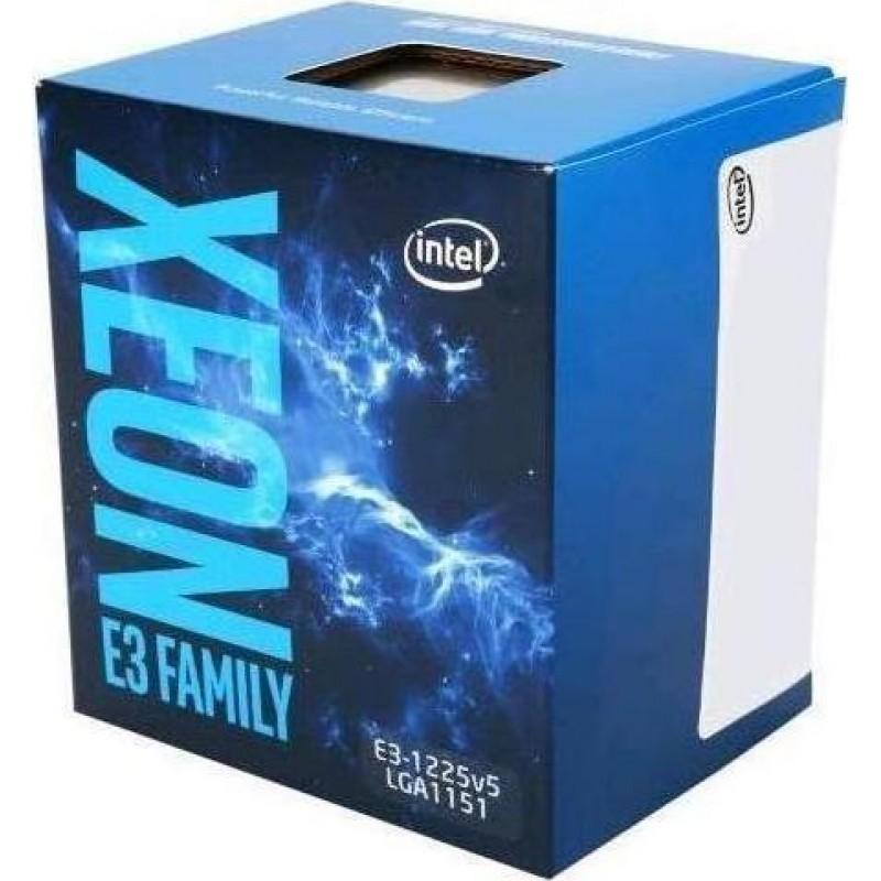 Intel Xeon E3-1230V5 processor 3.4 GHz Box 8 MB Smart Cache