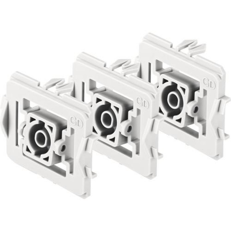 Bosch Adapter 3er-Set Gira Standard White