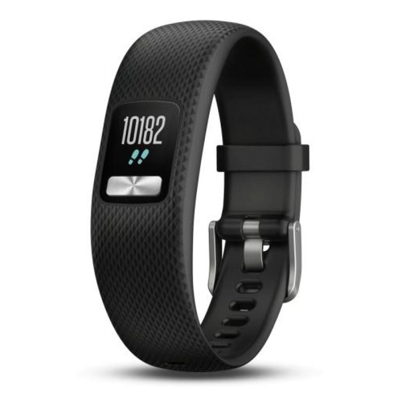 Garmin vívofit 4 Wristband activity tracker Black MIP 1.55 cm (0.61