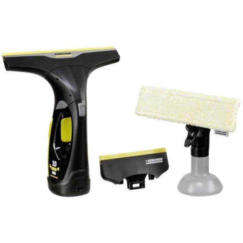 Kärcher WV 2 electric window cleaner Black,Yellow 0.1 L
