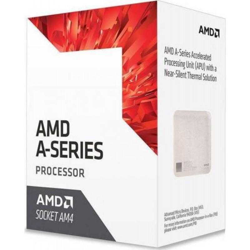 AMD A series A12-9800E processor 3.1 GHz Box 2 MB L2