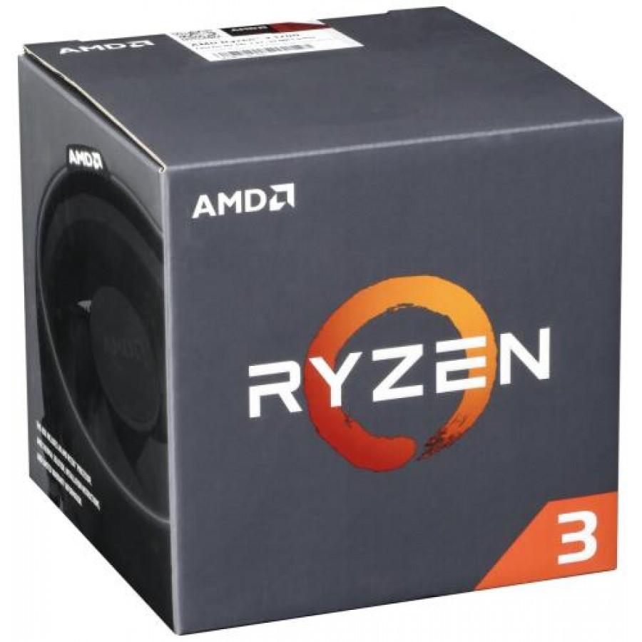 AMD Ryzen 3 1200 processor 3.1 GHz Box 8 MB L3