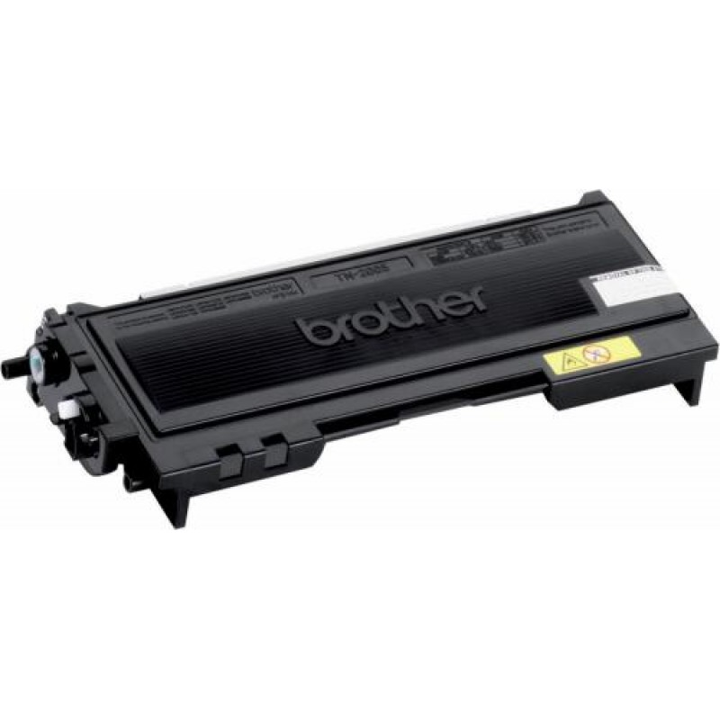 Brother TN-2005 Toner Cartridge Original Black