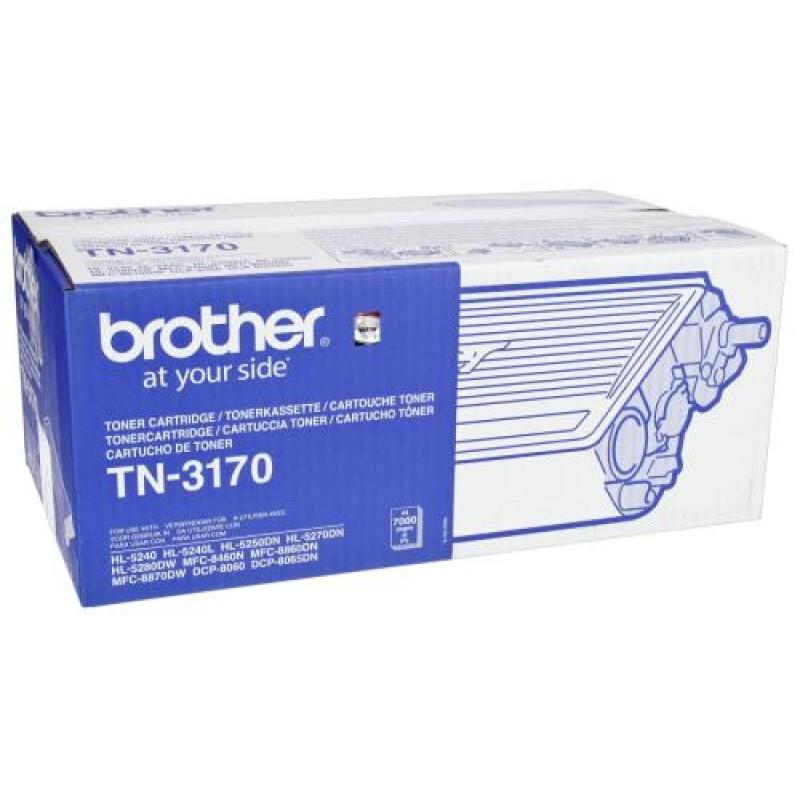 Brother TN-3170 toner cartridge Original Black 1 pc(s)