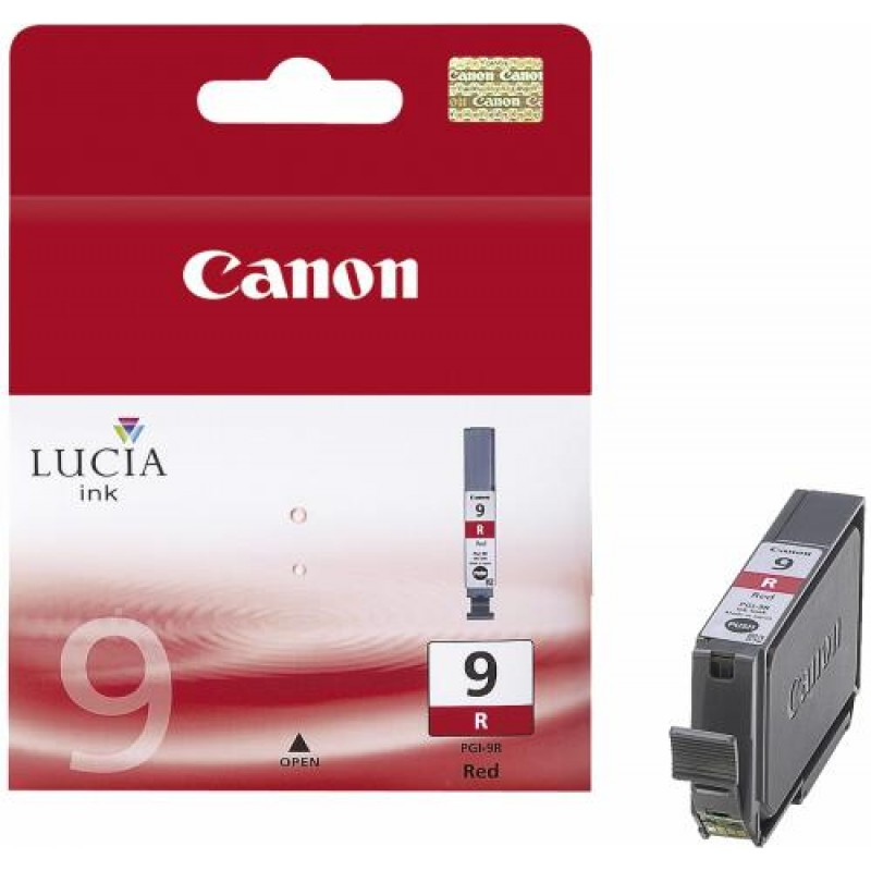 Canon PGI-9R Original Red 1 pc(s) Yes