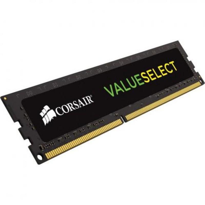 Corsair ValueSelect 4 GB, DDR4, 2666 MHz memory module Black