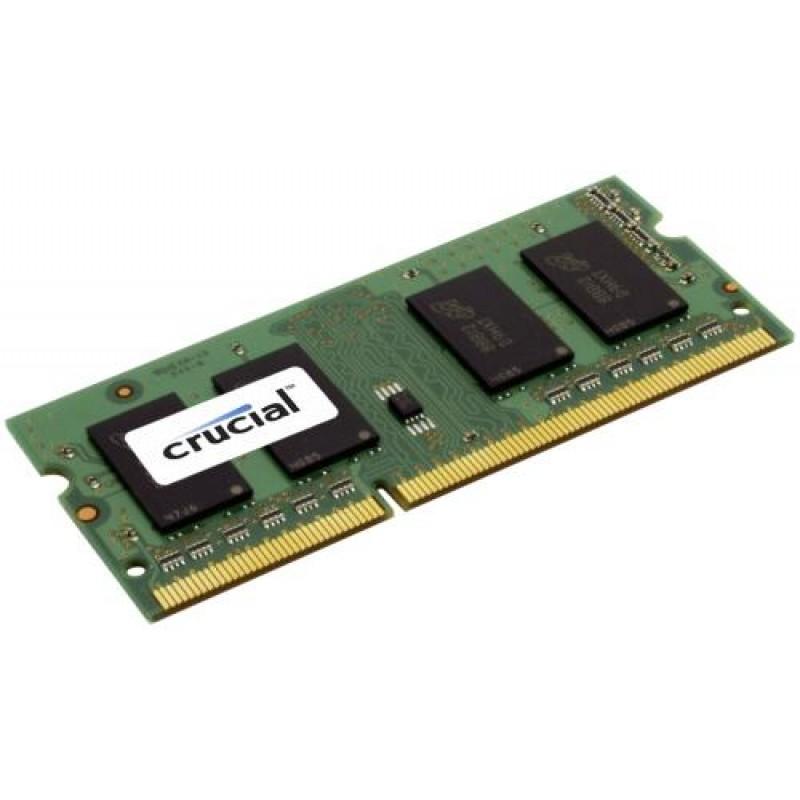 Crucial 4GB memory module DDR3 1600 MHz