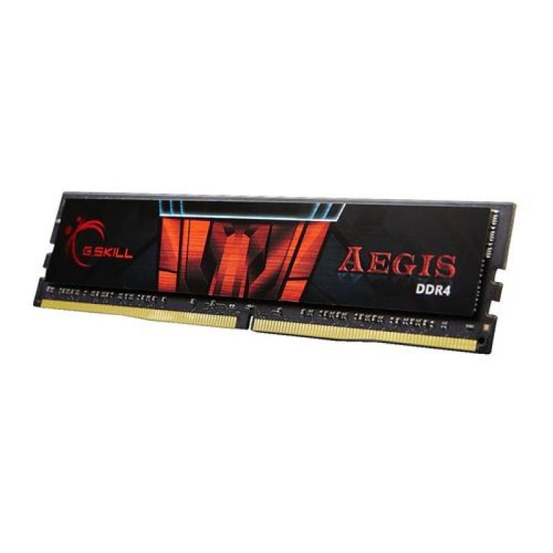 G.Skill 8GB DDR4-2400 memory module 2400 MHz Black,Red