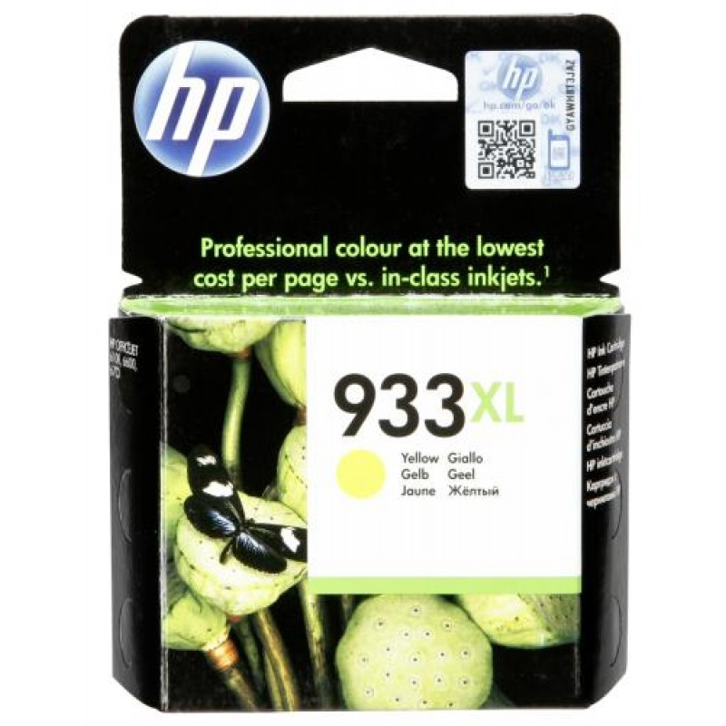 HP CN 056 A ink cartridge yellow No 933 XL