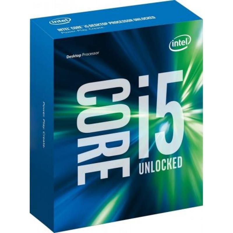 Intel Core i5-6600K processor 3.5 GHz Box 6 MB Smart Cache