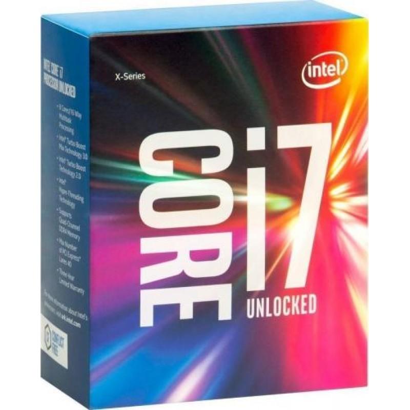 Intel Core i7-6800K processor 3.4 GHz Box 15 MB Smart Cache