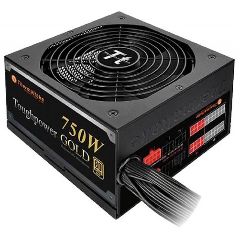 Thermaltake Toughpower Gold power supply unit 750 W ATX Black