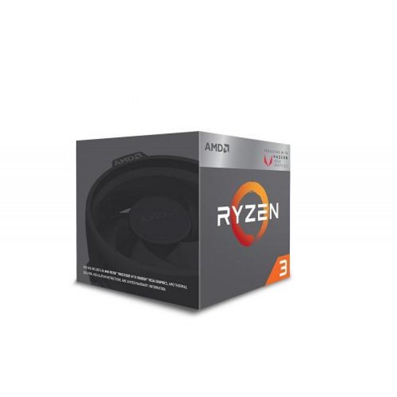 AMD Ryzen 3 2200G processor 3.5 GHz Box 2 MB L2