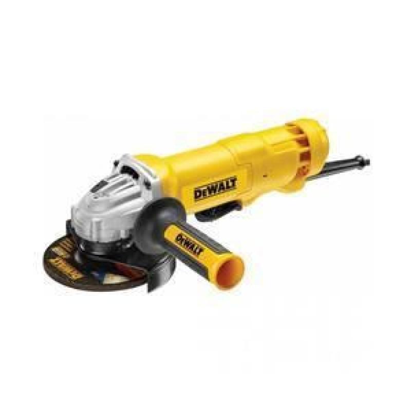 DeWALT DWE4237K angle grinder 11500 RPM 12.5 cm 2.2 kg Black,Yellow