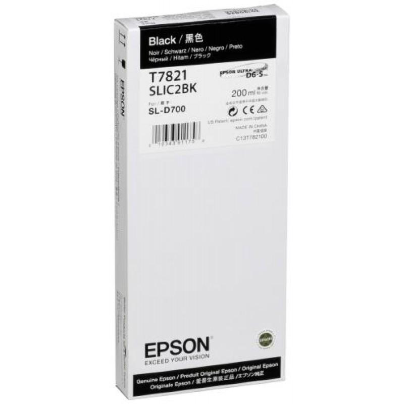 Epson T7821 BLACK SURELAB SL-D700 Original