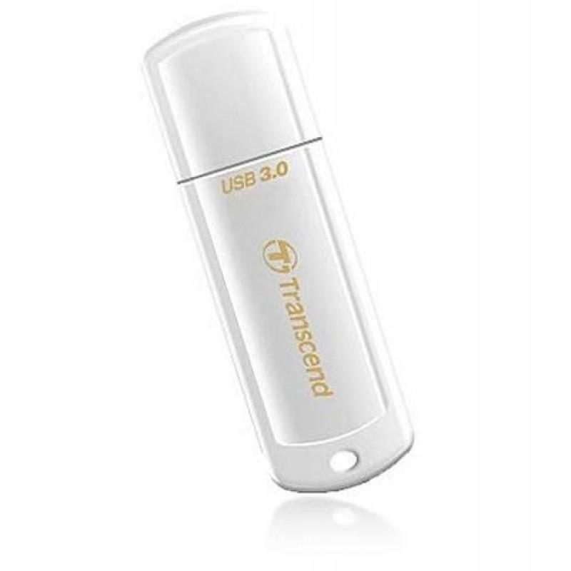 Transcend JetFlash elite 730 32GB USB 3.0 USB flash drive USB Type-A 3.0 (3.1 Gen 1) White